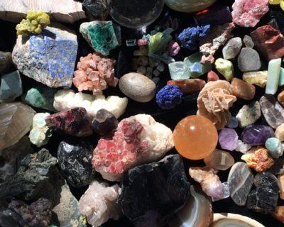 Практикум «Работа с камнями»
